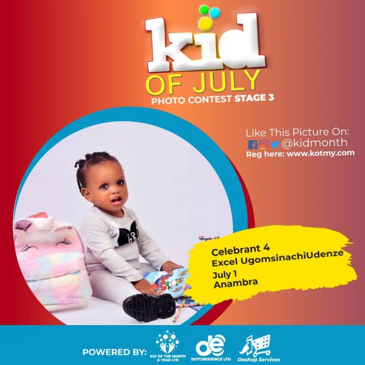 Kid Of July 2021